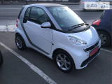 Smart Fortwo Pulse mhd                                            2012
