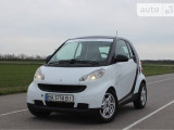 Smart Fortwo micro hybrid drive                                             2010